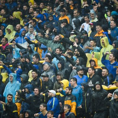 Aficionados Boca Juniors Fallecen Accidente Carretero