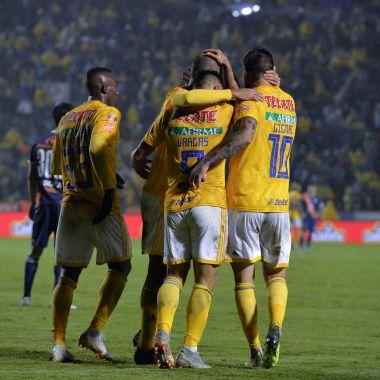 Tigres Puebla Jornada 16 Goles Liga