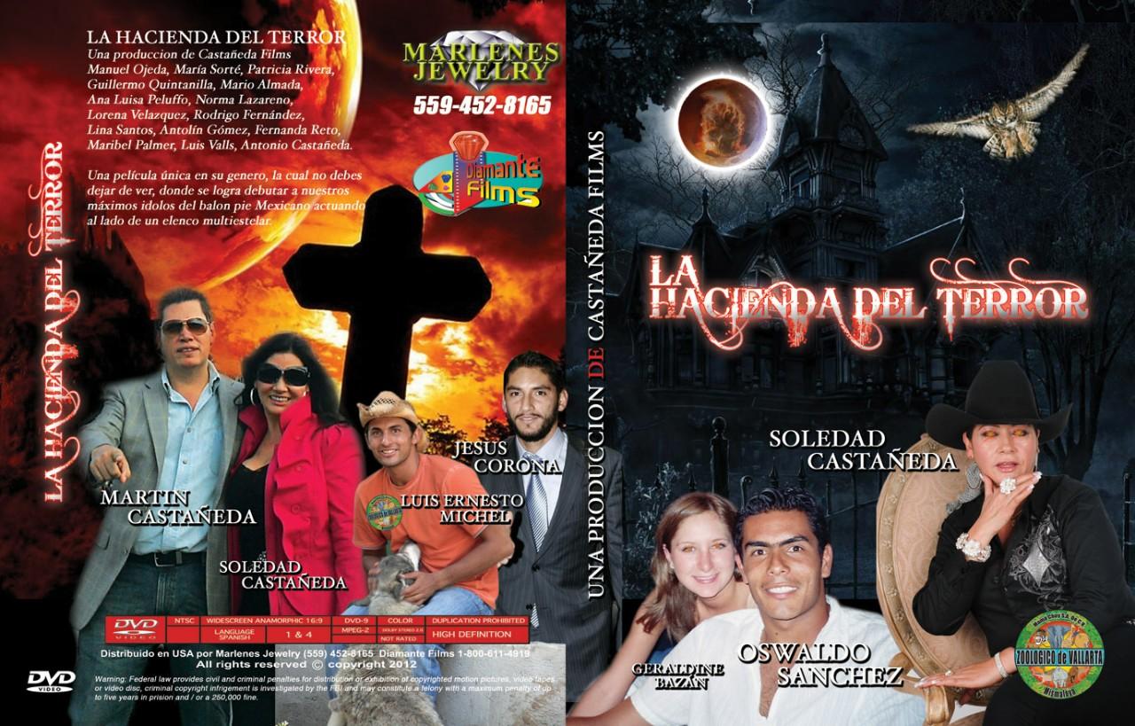 Jesús Corona, Oswaldo Sánchez, Luis Michel, Hacienda Terror, Los Pleyers