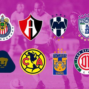Así quedó la Liguilla de la Liga MX Femenil