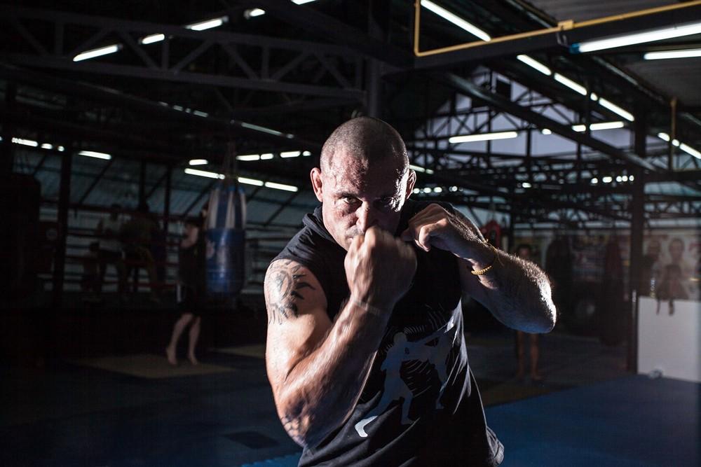 Muay Thai, Christian Daghio, Muerto, KO, Leyenda, Luchador