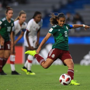 Mundial Sub-17 Femenil Final Horario México España