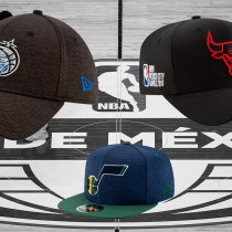 Orlando Magic NBA México New Era Bulls Utah Arena México