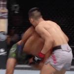 Pantera Rodríguez Nocaut UFC Denver Codazo