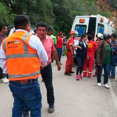 Niños futbolistas mueren en terrible accidente automovilístico en Perú