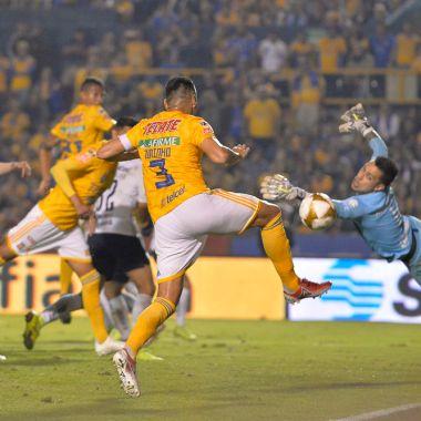 Pumas Tigres Dueñas Aquino Mora Liguilla Apertura MX