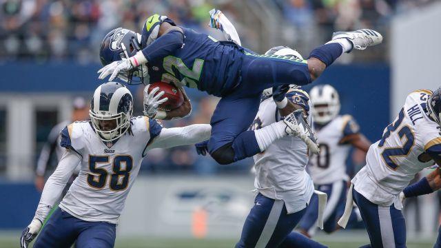 Semana 10 NFL 2018 Horarios New Orleans Rams
