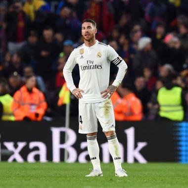 Sergio Ramos Real Madrid Positivo Dopaje Los Pleyers
