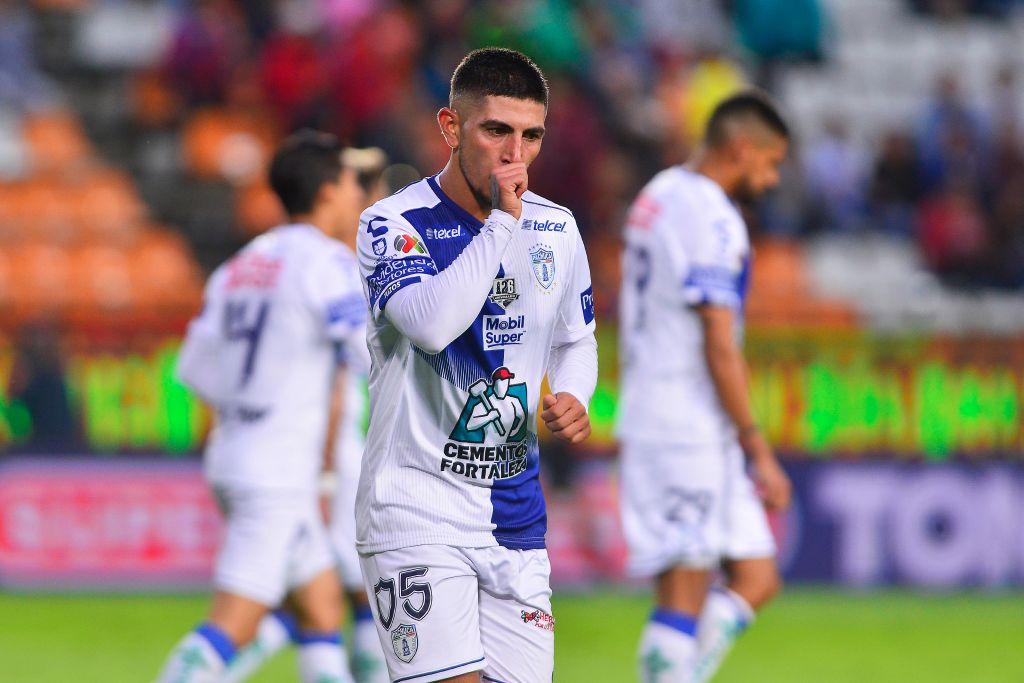 Víctor Guzmán Pachuca Goles Chivas Jornada 15 Liga MX
