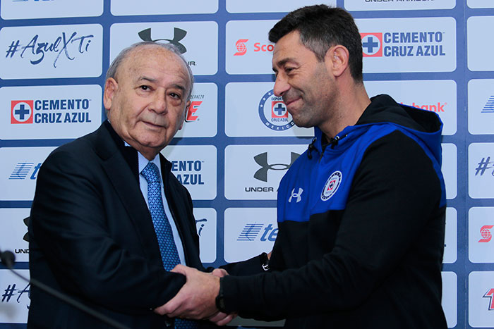 Billy Álvarez Cruz Azul Los Pleyers