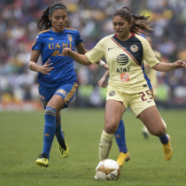 Liga MX Femenil, América, Tigres, Final