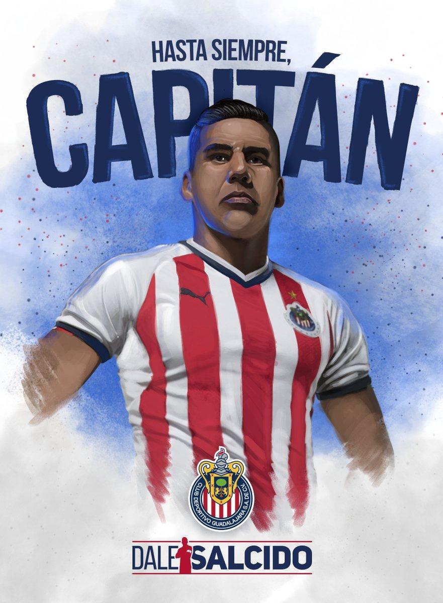 Carlos Salcido, Mundial Clubes, Chivas, Despedida Los Pleyers