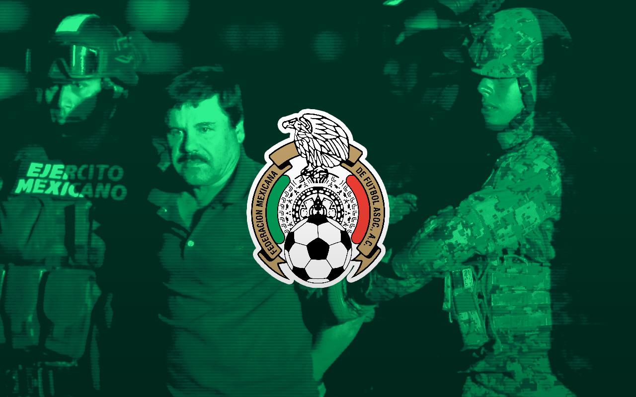 Juicio Chapo Guzmán Futbol Mexicano Relacionado