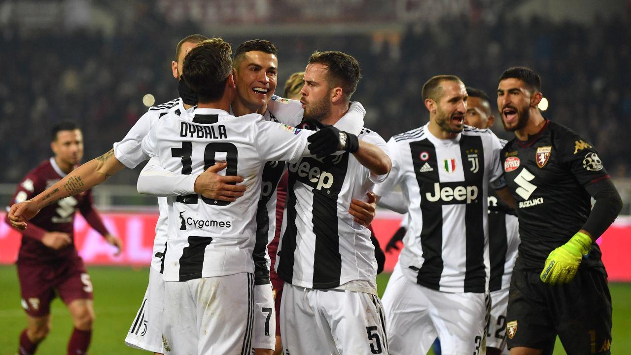 Cristiano Ronaldo Tìtulos Individuales Equipo Juventus
