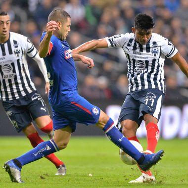 Monterrey hizo un partido inteligente y le ganó la ida a Cruz Azul [Gol]