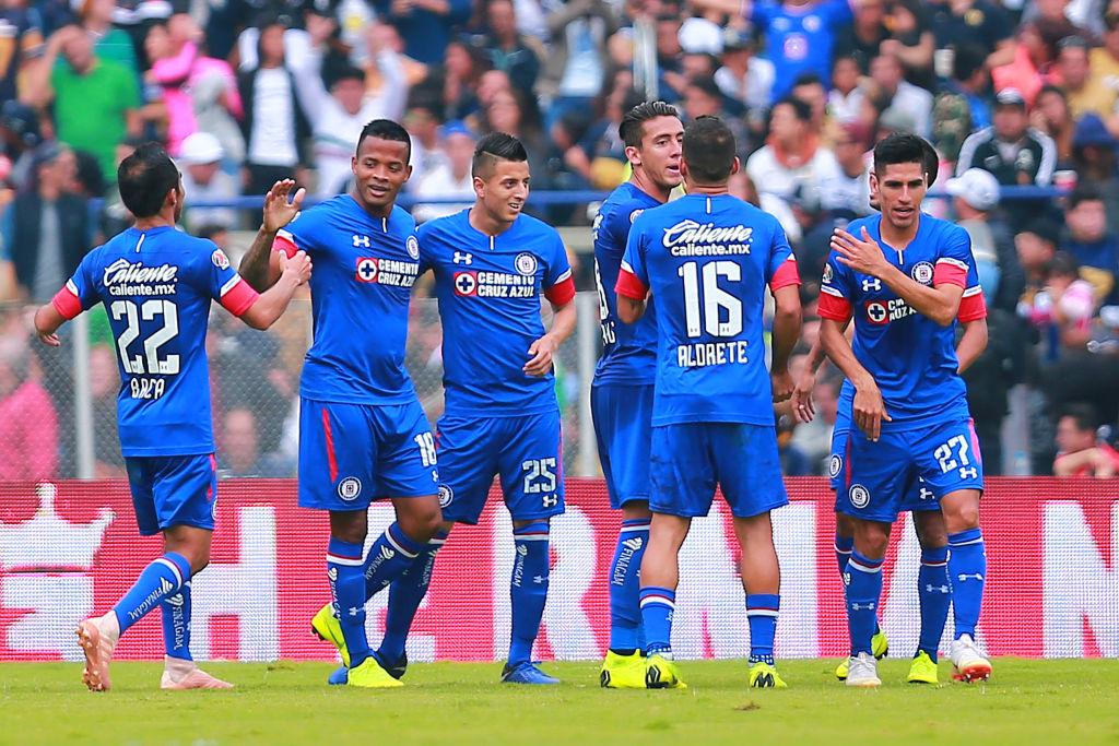 Cruz Azul Transferibles Andrés Rentería Walter Montoya Los Pleyers