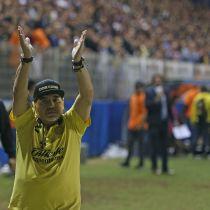 Diego Maradona, Ascenso MX, Mundial, Dorados Los Pleyers