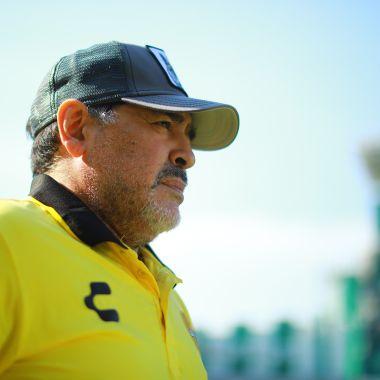 Diego Maradona Interés Proyecto Dorados Los Pleyers