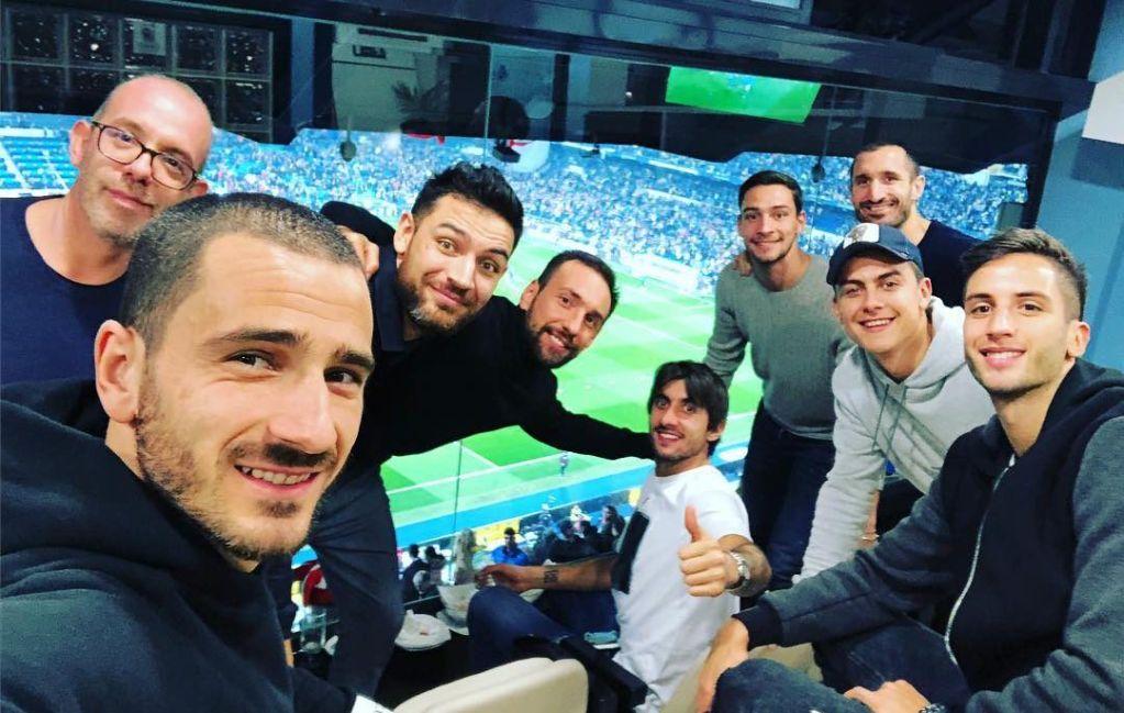 River vs Boca, Bernabéu, Final, Libertadores, Futbolistas