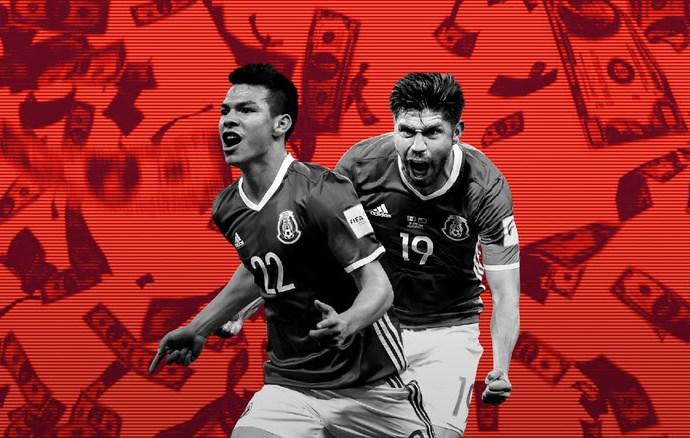 Equipos mexicanos Beneficiados Mundial Fifa Los Pleyers