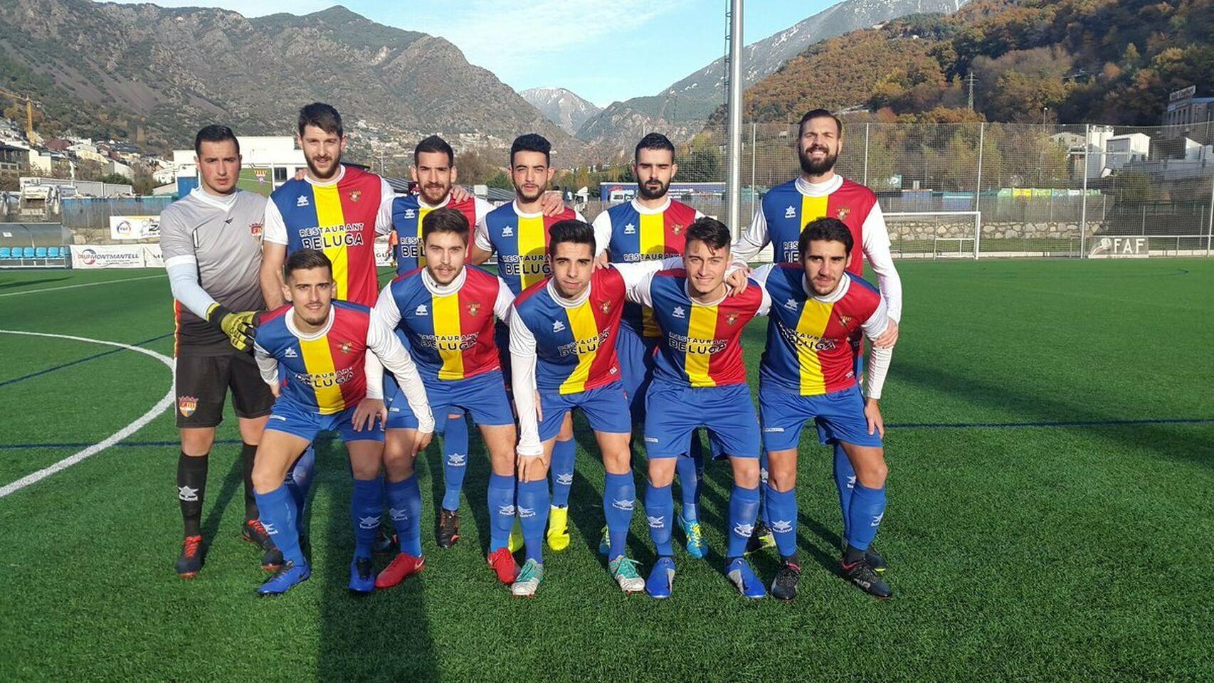FC Andorra Gerard Piqué Los Pleyers