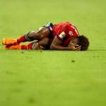 Kingsley Coman, Bayern Munich, Retiro, Lesiones