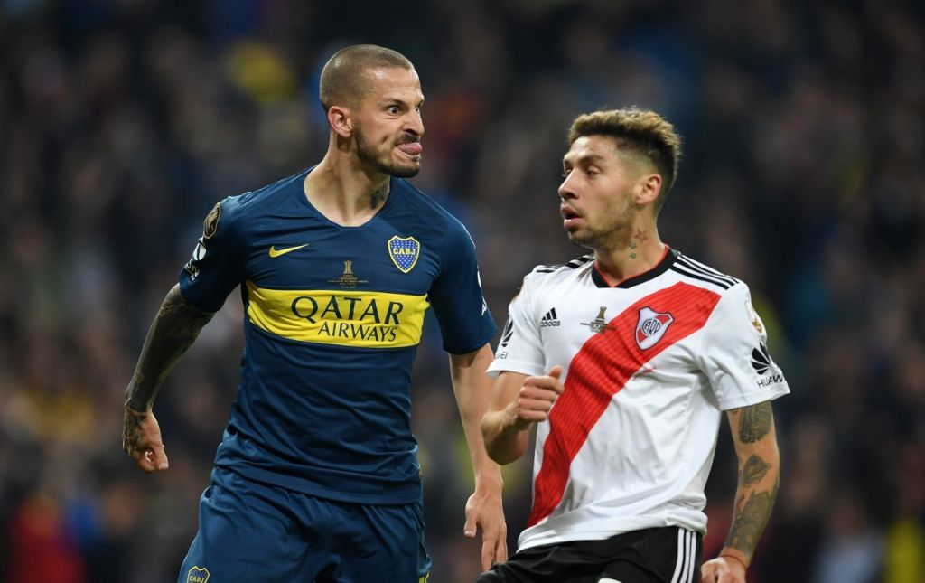River vs Boca, Final Libertadores, Reacciones, Redes