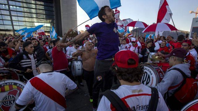 River vs Boca, Conmebol, Gobierno, Barras, Libertadores