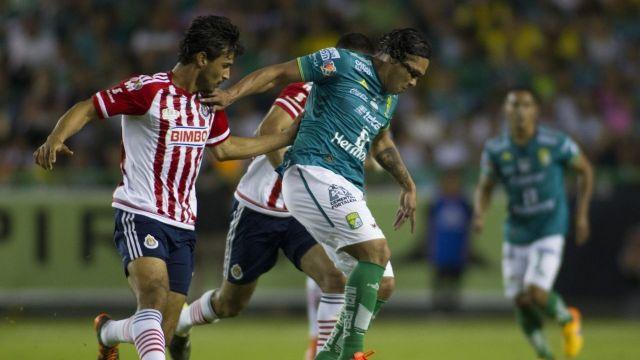 Gullit Peña, Liga MX, León, Rangers