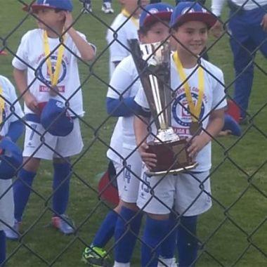 Jesús Corona Hijo Campeón Cruz Azul Los PleyersJesús Corona Hijo Campeón Cruz Azul Los Pleyers