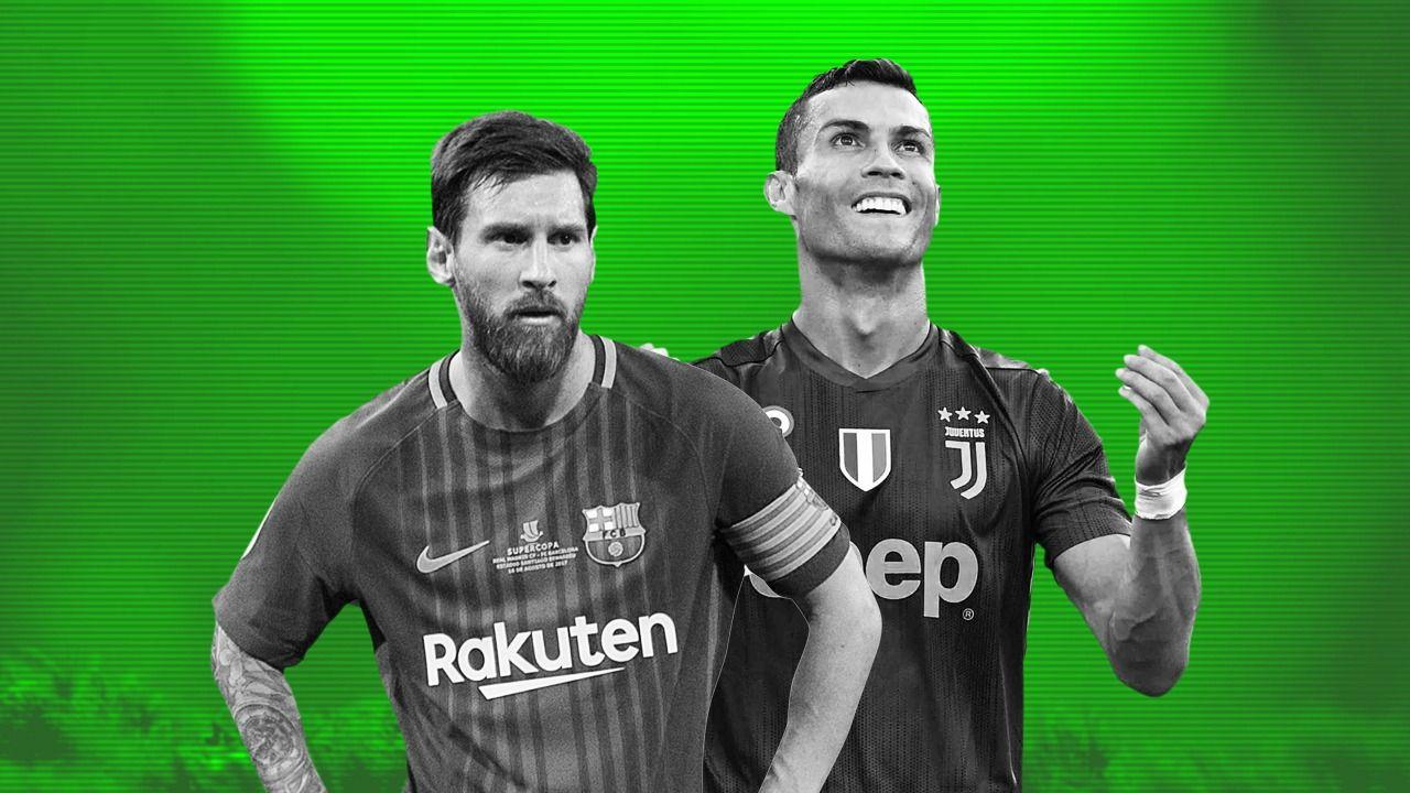 Lionel Messi Mejor Cristiano Ronaldo 2018 Los Pleyers