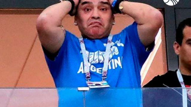 Memes Maradona Dorados San Luis Los Pleyers