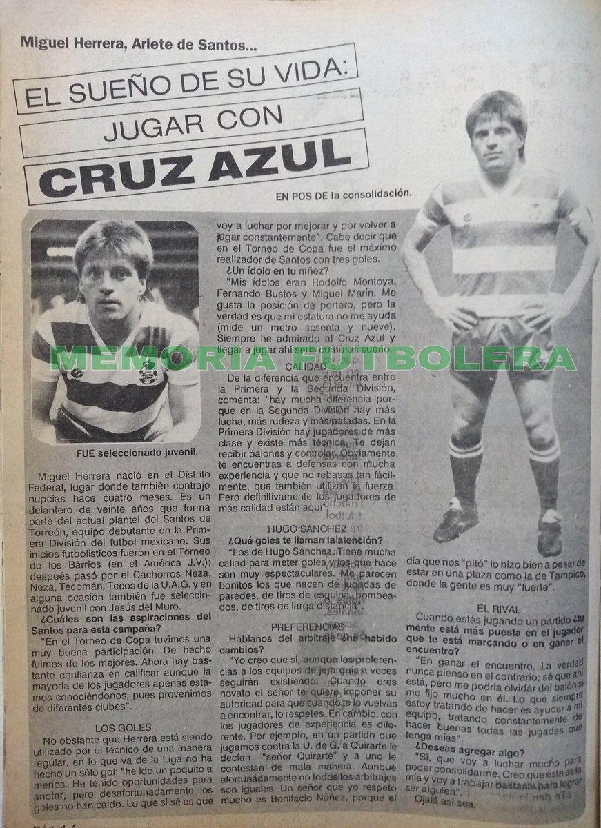 Miguel Herrera Cruz Azul Entrevista Los Pleyers