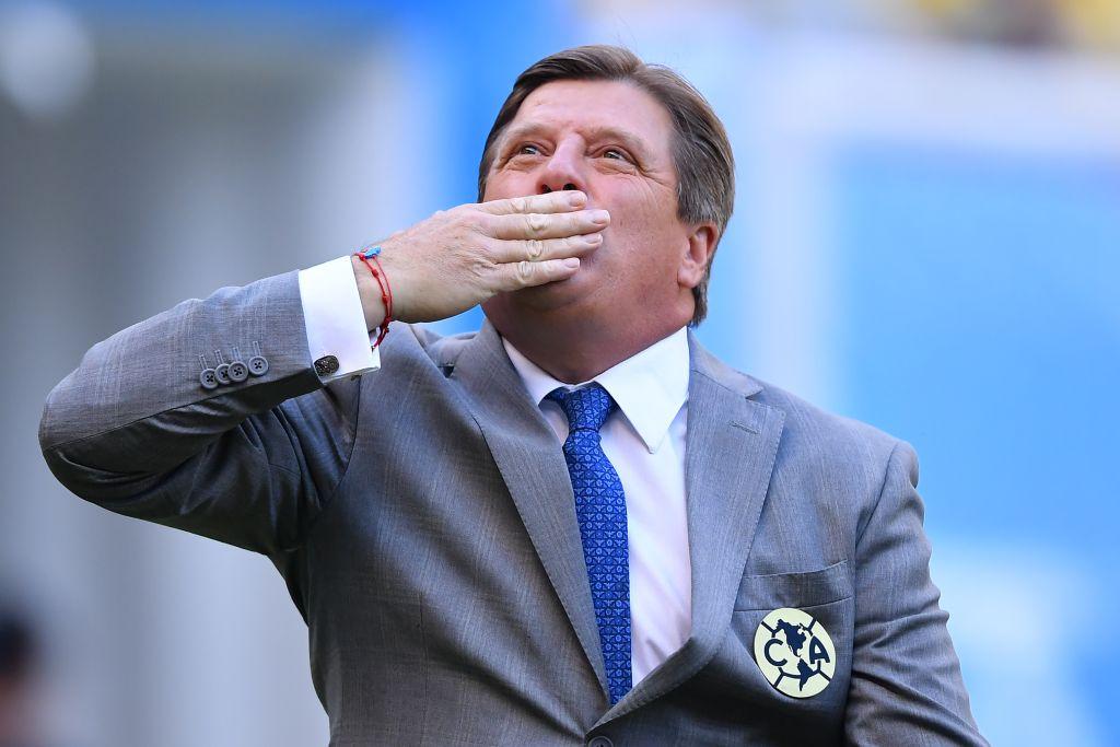 Miguel Herrera Jugar Cruz Azul Sueño Los Pleyers