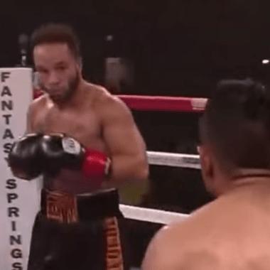 Patricio Manuel Boxeador Transgénero Triunfo Hugo Aguilar
