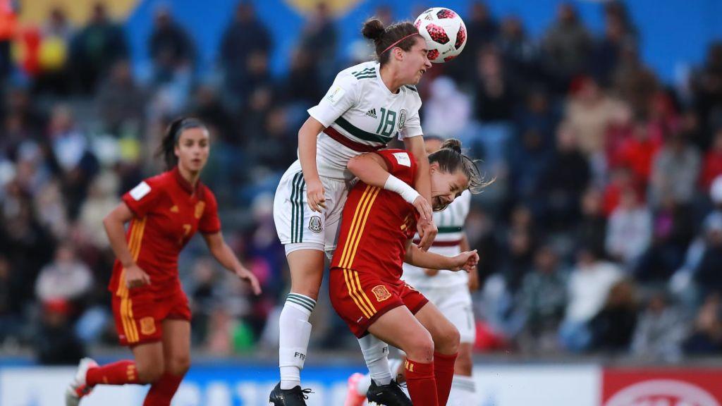 Selección Mexicana Femenil, Mundial Sub 17, Final, Resultado Los Pleyers