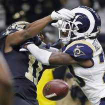 Abogado Repetir Saints vs Rams NFL Conferencia Nacional