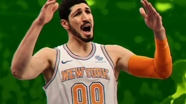 Enes Kanter NBA New York Knicks Terrorismo Turquía