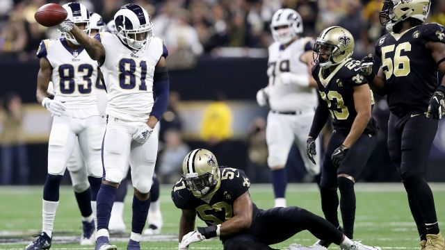 Saints Rams Resultado Super Bowl Los Pleyers