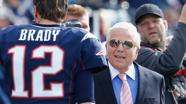 Robert Kraft Patriots Prostitución Arresto Los Pleyers