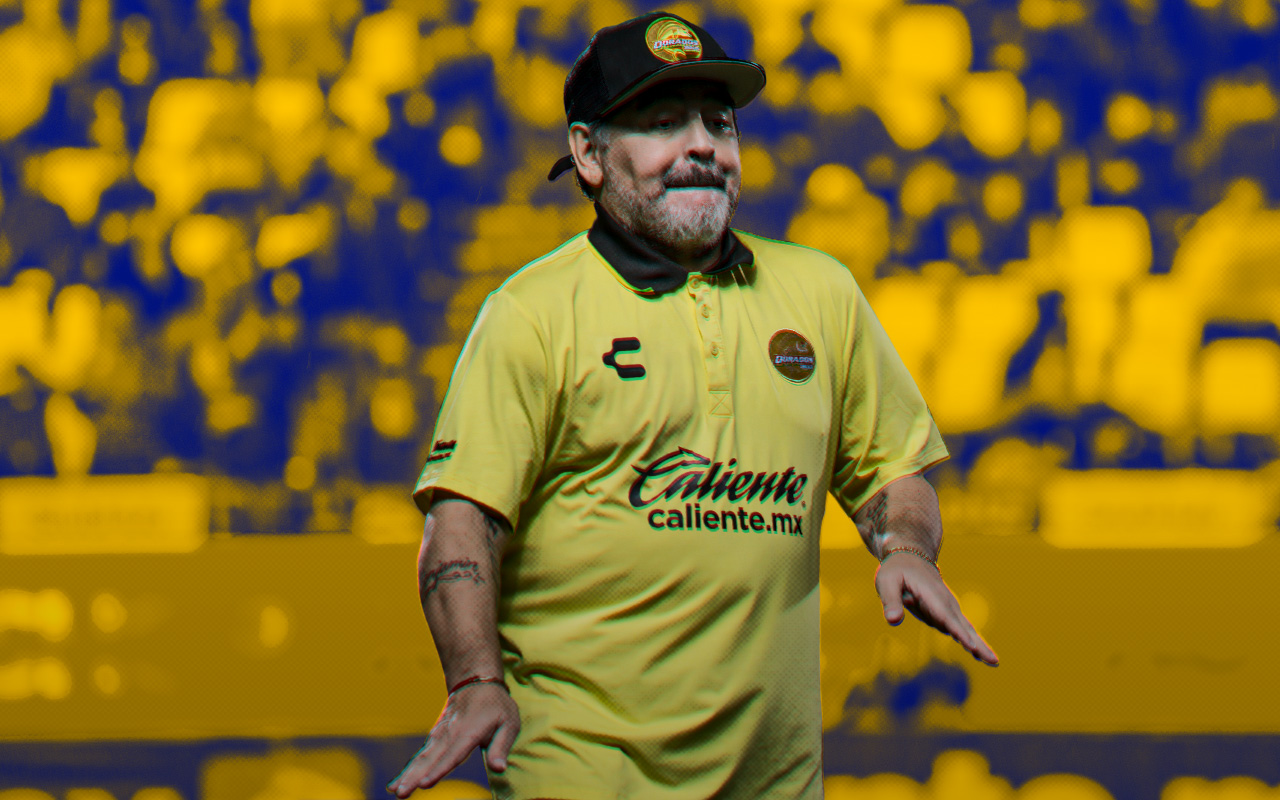 Ascenso MX, Maradona, Marketing, Semifinal, Dorados