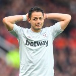 Chicharito Italia Lesión West Ham Los Pleyers