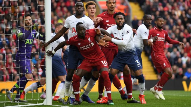 Champions League Liverpool Tottenham Final Los Pleyers