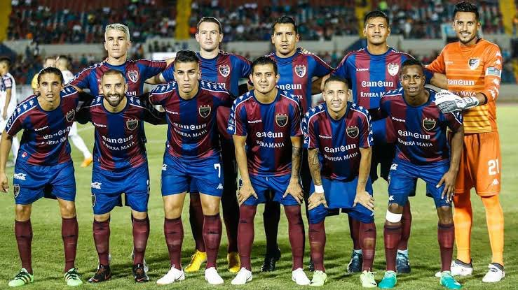 Liga MX, Estadio Azteca, Atlante, Regresar