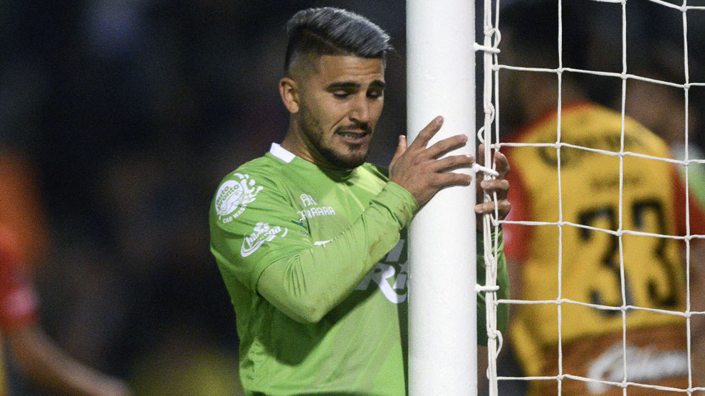 15/01/2020, Gabriel Hachen, FC Juárez, Agresión, Árbitro