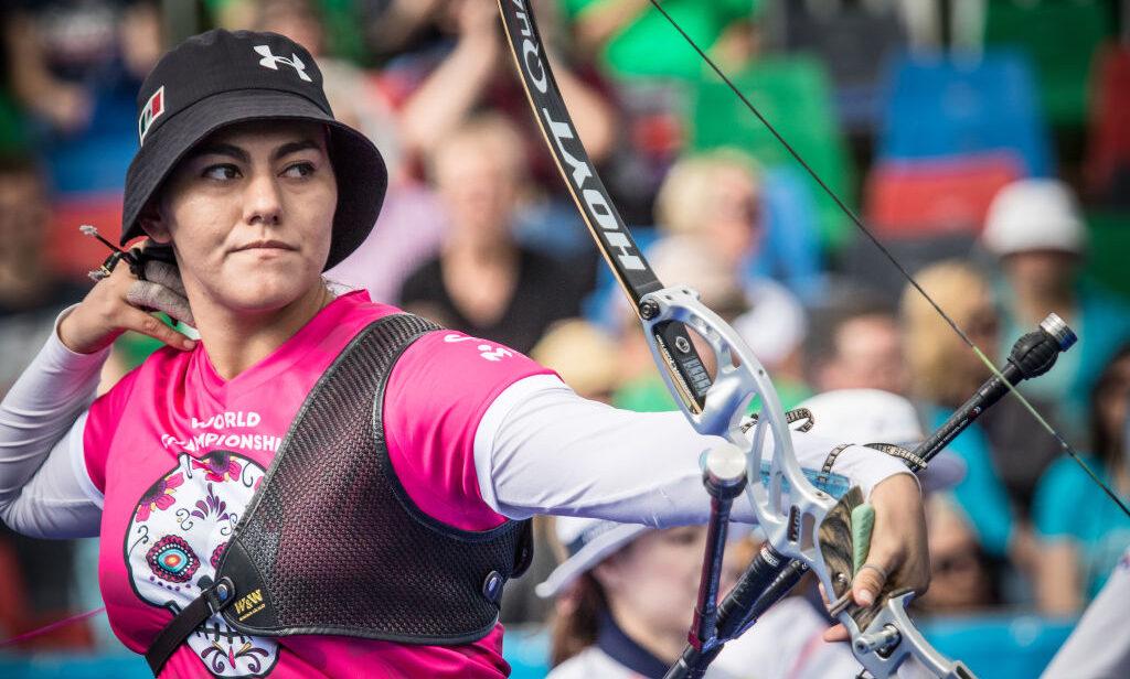 13/08/2017, La atleta de Tiro con Arco Alejandra Valencia denuncia robo de su equipo