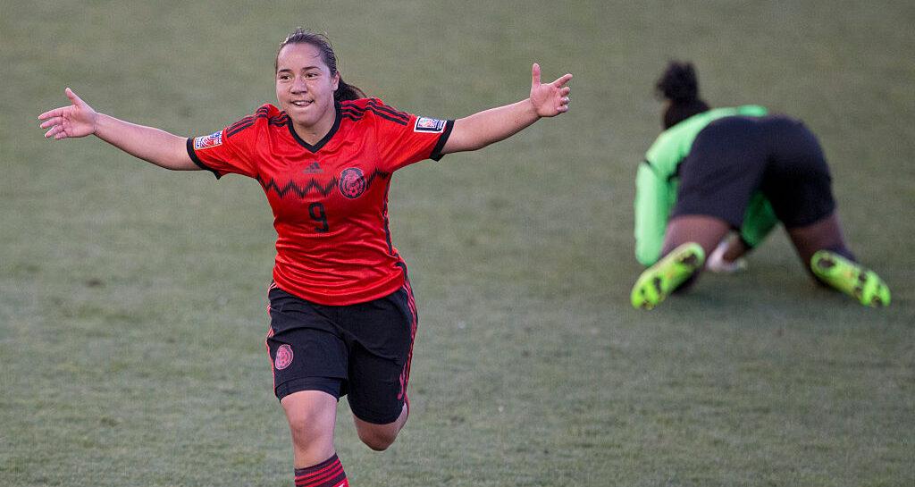 26/10/2014, Christopher Cuéllar asegura que la Selección Mexicana Femenil no depende de Charlyn Corral para ir al Preolímpico