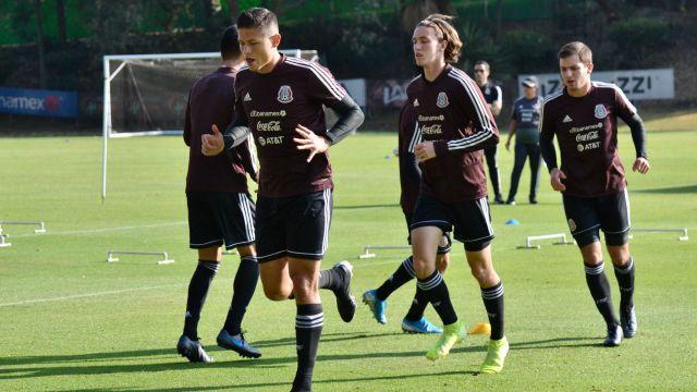 15/01/2020, Selección Mexicana, Preolímpico, Jugadores, Equipos