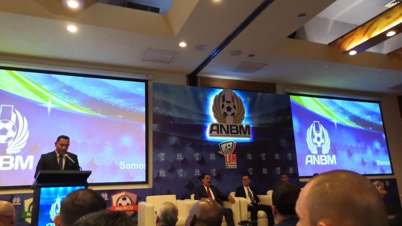29/01/2020, Liga de Balompié Mexicano, Ascenso MX, Liga FUTBOL, ANBM