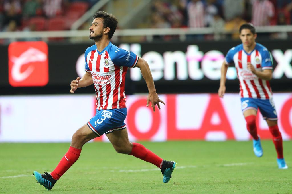 10/08/2019, Oswaldo Alanís, Chivas, MLS, Oferta